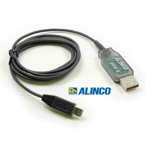 Alinco ERW-8, programátor pro DJ-FX446/DJ-X11 USB