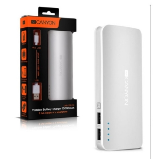 Canyon CNE-CPB130W 13000mAh Powerbanka