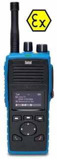 Entel DT953 ATEX PMR digital/analog vysílačka