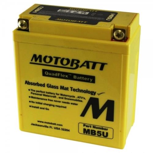 Motobatt MB5U 12V 7Ah 105A